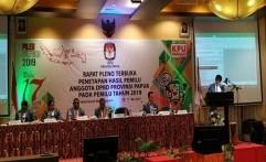 Di Papua, Jokowi-Amin Raih Suara Hingga 90,66 Persen