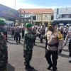 670 Personel Amankan Momen Natal-Tahun Baru di Surabaya