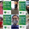 GPM Lahir karena Masyarakat Masih Malas Pakai Masker