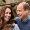 Pangeran William dan Kate Middleton Rayakan Satu Dekade Pernikahan Lewat Sesi Foto Romantis