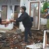 Jokowi Tinjau Lokasi Terdampak Gempa di Malang Jawa Timur