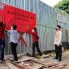 Pemprov DKI Segel Bangunan Mewah di Menteng