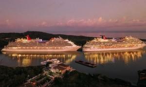 Kapal-Kapal Pesiar ini Mampu Menampung Ribuan Orang