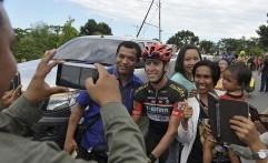 Nieto Rebut Etape Keempat Tour de Flores