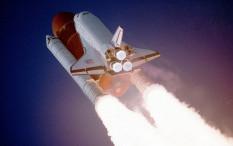 SpaceX Terbangkan Empat Astronaut ke ISS
