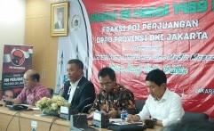 Ketua DPRD DKI Jakarta Kritik Perilaku Para Lurah Dibawah Kepemimpinan Anies-Sandi