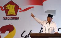 Prabowo Jadi Aset Gerindra untuk Duduki Kursi RI 1