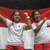 Indonesia Raya Berkumandang, Ganda Putri Parabadminton Berikan Emas
