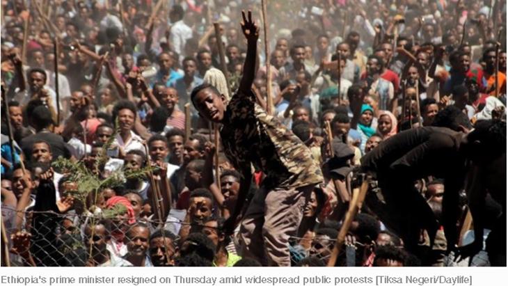 Ethiopia Umumkan Keadaan Darurat Enam Bulan