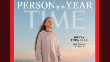 Muda dan Inspiratif, Majalah TIME Jadikan Greta Thunberg Person of the Year 2019