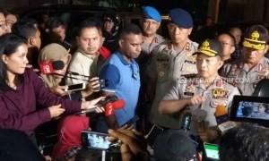 Kapolri Tito 'Pinjam Mulut' TNI Larang Ormas Gelar Aksi Sweeping Natal