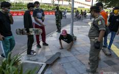 67 Ribu Warga Jakarta Dihukum Sanksi Sosial karena Langgar Protokol Kesehatan