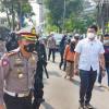 Sejumlah Anggota Polisi Terluka saat Halau Massa Rizieq Shihab