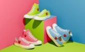 Cek Sneakers Kolaborasi Comme Des Garçons Play x Converse Chuck 70 Terbaru!