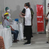 Di Yogyakarta, Jokowi Semangati Seniman Terus Bertahan di Masa Pandemi