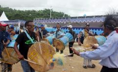 Festival Suling Tambur, Upaya Pemkab Raja Ampat Kenalkan Kesenian Tradisional Papua