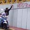 """Polisi Cokok 4 Pelaku Vandalisme """"Haul SMP 72"""" Terowongan Tanah Abang"""