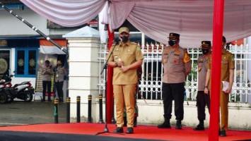 Bobby Bakal Atur PKL Kota Medan Lewat Zonasi