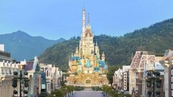 Kastil Baru untuk Menghormati 13 Putri Disney