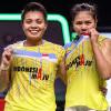 Greysia Polii/Apriyani Rahayu Juara Thailand Open 2021