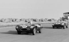 Jaguar D-Type 1954 Dijual Seharga Rp200 miliar