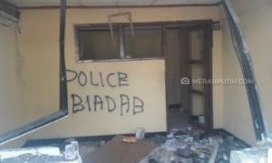 Kisah Kapospol Sabang Dikejar Massa 22 Mei Saat Kantornya Dibombardir Molotov