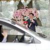 Inovatif, 'Wedding Drive Thru' di Era Kenormalan Baru