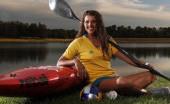 Manfaatkan Kondom untuk Perbaiki Kayak, Jess Fox Raih Medali di Olimpiade Tokyo