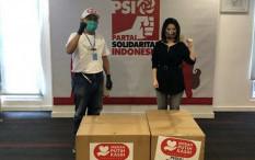 JHL Group Distribusikan Bantuan 10.000 Masker Medis ke PSI