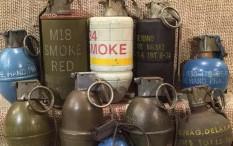 Kenali Jenis Granat yang Sering Digunakan saat Perang