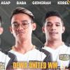 Dewa United WM Keluar Sebagai Runner Up di 'Patriot 24' Kota Bekasi