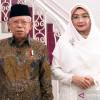 Tak Pulang Kampung, Ini Kegiatan Jokowi-Ma'ruf Amin saat Lebaran