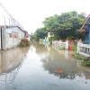 Sungai Bengawan Solo Meluap, 50 KK Kelurahan Sewu Mengungsi