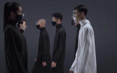 Tampil 'Elegan' dan 'Sophisticated' di Masa Pandemi dengan Face Shield Rancangan Rinaldy A Yunardi