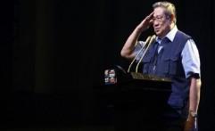 SBY Nyanyi Munajat Cinta, Tuhan Kirim Aku Gubernur yang Baik Hati