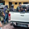 Satgas Nemangkawi Tangkap Anggota KKB Litiron Weya