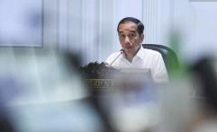 Presiden Jokowi: Evaluasi dan Perbaiki Pelaksanaan PSBB