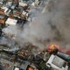 Kebakaran Taman Sari Jakarta Barat Hanguskan 112 Rumah