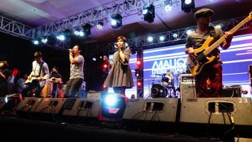 Penampilan Maliq & D'Essentials dan Diskoria di The Sounds Project Vol.4, Pecah Abis!