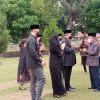 Mahfud MD Pimpin Prosesi Pemakaman Sudi Silalahi