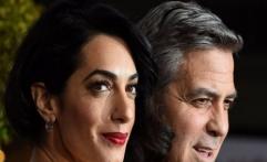 Foto Bersama Bayi Kembarnya Muncul di Majalah, George Clooney Pun Berang