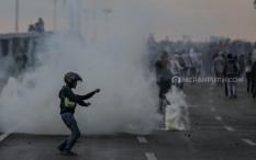 Ingin Masuk Gedung DPR/MPR, Belasan Orang dari Kelompok 'Anti Kemapanan' Diciduk Polisi