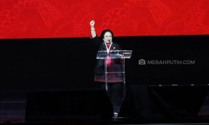 Megawati Puji Risma hingga Ganjar di Rakernas PDIP, Sinyal Restu Pilpres 2024?