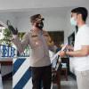 Puluhan Kendaraan Terjaring Razia Swab Test Antigen di Perbatasan Klaten-Yogyakarta