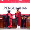 Rektor Unhan Puji Komitmen Megawati di Bidang Pertahanan dan Kepemerintahan