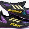 Tampilan Unik Sneaker'Cyberpunk 2077' x adidas For Futuristic X9000L4