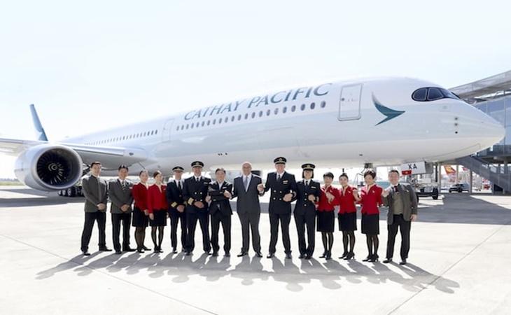 Kocak, Cathay Pacific Jual Tiket First Class dan Bisnis dengan Harga Ekonomi