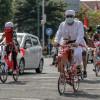 Polisi Siap Bubarkan Gerombolan Pesepeda yang Berkumpul di Kawasan Sudirman-Bundaran HI