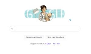 Siapa Marie Thomas yang Jadi Google Doodle Hari Ini?