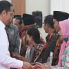 Presiden Bagikan 3.218 Sertifikat Tanah ke Warga Yogyakarta